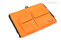 Lihit Lab Teffa Bag in Bag - A5 - Orange - LIHIT LAB A-7553-4