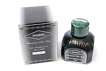 Diamine Fountain Pen Ink - 80 ml - Jet Black - DIAMINE INK 7000