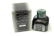 Diamine Fountain Pen Ink - 80 ml - Emerald - DIAMINE INK 7004