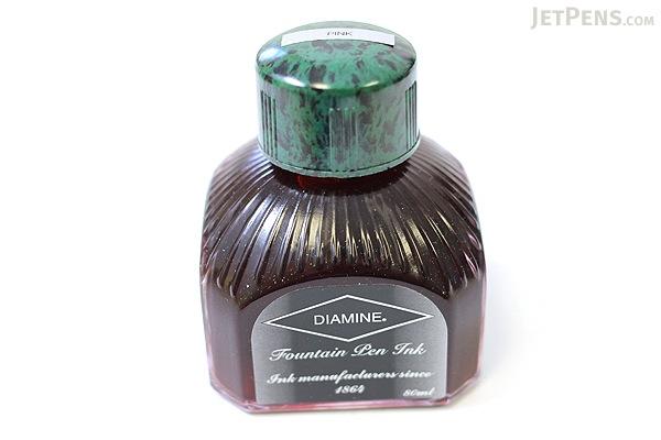 Diamine Pink Ink - 80 ml Bottle - DIAMINE INK 7016