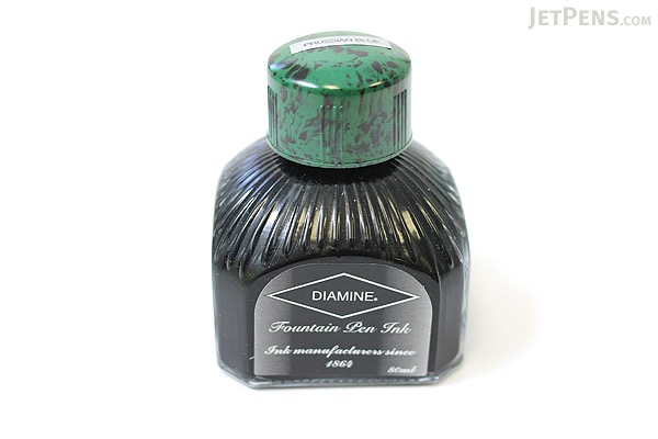 Diamine Prussian Blue Ink - 80 ml Bottle - DIAMINE INK 7018