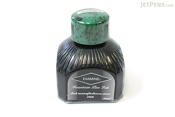 Diamine Prussian Blue Ink - 80 ml Bottle - DIAMINE INK 7018