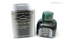 Diamine Dark Green Ink - 80 ml Bottle - DIAMINE INK 7022