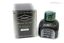 Diamine Light Green Ink - 80 ml Bottle - DIAMINE INK 7024