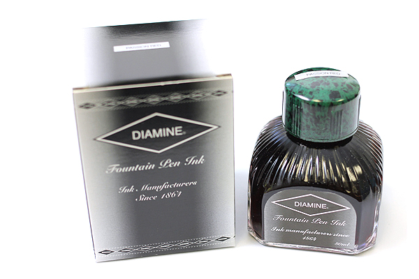 Diamine Fountain Pen Ink - 80 ml - Passion Red - DIAMINE INK 7028