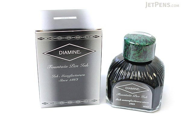 Diamine Umber Ink - 80 ml Bottle - DIAMINE INK 7039