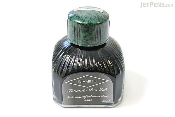 Diamine Umber Ink - 80 ml Bottle - DIAMINE INK 7039