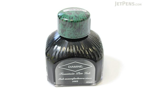 Diamine Raw Sienna Ink - 80 ml Bottle - DIAMINE INK 7040
