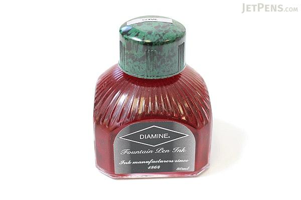 Diamine Coral Ink - 80 ml Bottle - DIAMINE INK 7041