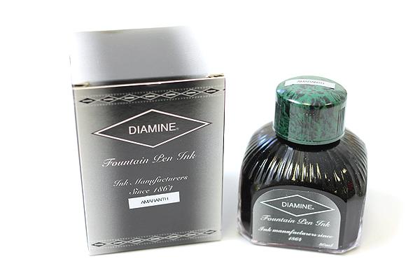 Diamine Fountain Pen Ink - 80 ml - Amaranth Red - DIAMINE INK 7042
