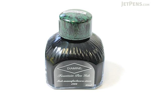 Diamine Washable Blue Ink - 80 ml Bottle - DIAMINE INK 7044