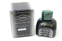 Diamine Kelly Green Ink - 80 ml Bottle - DIAMINE INK 7048
