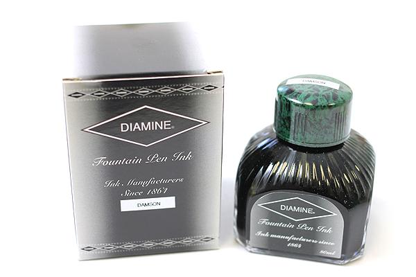 Diamine Fountain Pen Ink - 80 ml - Damson (Purple) - DIAMINE INK 7049
