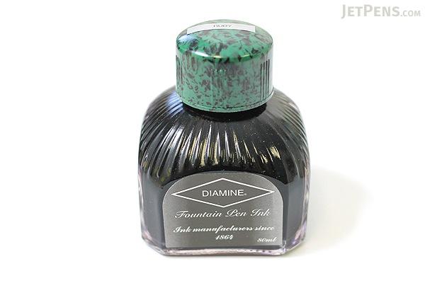 Diamine Ruby Ink - 80 ml Bottle - DIAMINE INK 7050