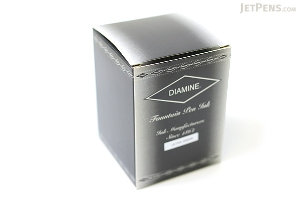 Diamine Ultra Green Ink - 80 ml Bottle - DIAMINE INK 7051