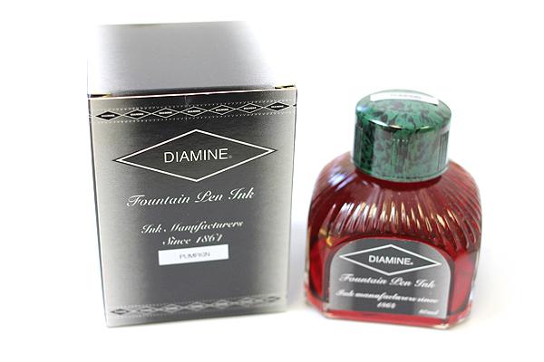 Diamine Fountain Pen Ink - 80 ml - Pumpkin - DIAMINE INK 7054