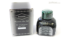 Diamine Chocolate Brown Ink - 80 ml Bottle - DIAMINE INK 7057