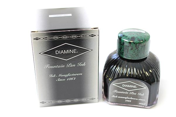 Diamine Fountain Pen Ink - 80 ml - Classic Red - DIAMINE INK 7060