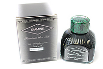 Diamine Delamere Green Ink - 80 ml Bottle - DIAMINE INK 7062
