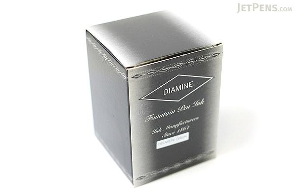 Diamine Delamere Green Ink - 80 ml Bottle - DIAMINE INK 7062
