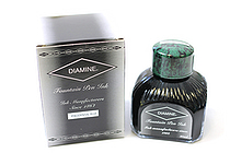 Diamine Fountain Pen Ink - 80 ml - Presidential Blue - DIAMINE INK 7070