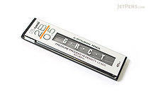 Uni Hi-Uni Hi-Density Pencil Lead - 0.5 mm - 2B - UNI HU053002B