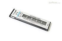 Uni Hi-Uni Hi-Density Pencil Lead - 0.5 mm - H - UNI HU05300H