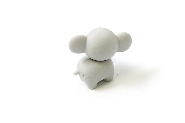 Iwako Zoo Novelty Eraser - Elephant - IWAKO ER-DOU002-ELEPHANT