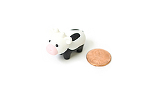 Iwako Zoo Novelty Eraser - Cow - IWAKO ER-DOU002-COW