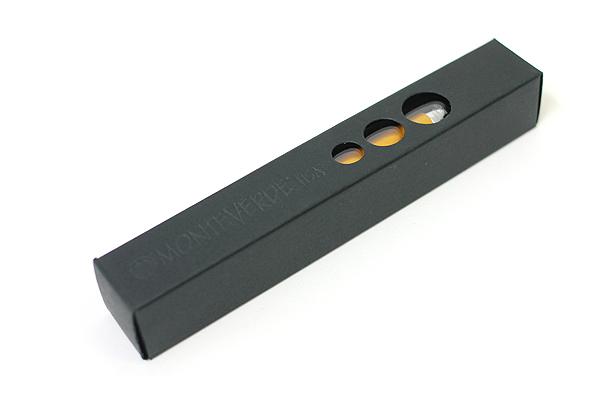 Monteverde One Touch Original Ballpoint Pen + Stylus - 1.4 mm - Sunflower Gold Body - MONTEVERDE MV35371
