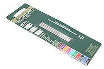 Monteverde Soft Roll Ballpoint Pen Refill - D1 - 0.7 mm - Pink - Pack of 4 - MONTEVERDE D132PK