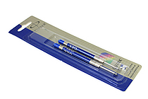Parker Gel Pen Refill - Medium Point - Blue - Pack of 2 - SANFORD 30526PP