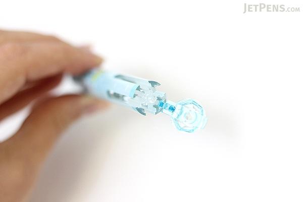 Pilot Hi-Tec-C Coleto Sweet 4 Color Gel Ink Multi Pen Body Component - Aqua Blue - PILOT LHKCW20C-AL