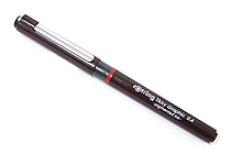 Rotring Tikky Graphic Drawing Pen - Pigment Ink - 0.4 mm - Black Ink - SANFORD 1904754