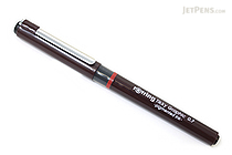 Rotring Tikky Graphic Drawing Pen - Pigment Ink - 0.7 mm - Black Ink - ROTRING 1904757