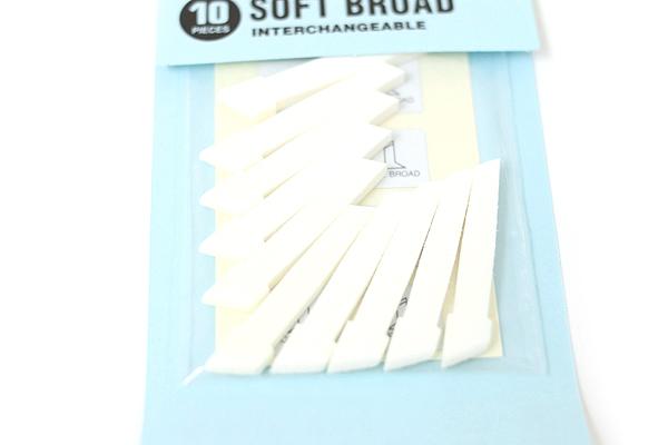 Copic Marker Nib Refill - Soft Broad - Pack of 10 - COPIC SFTBRD