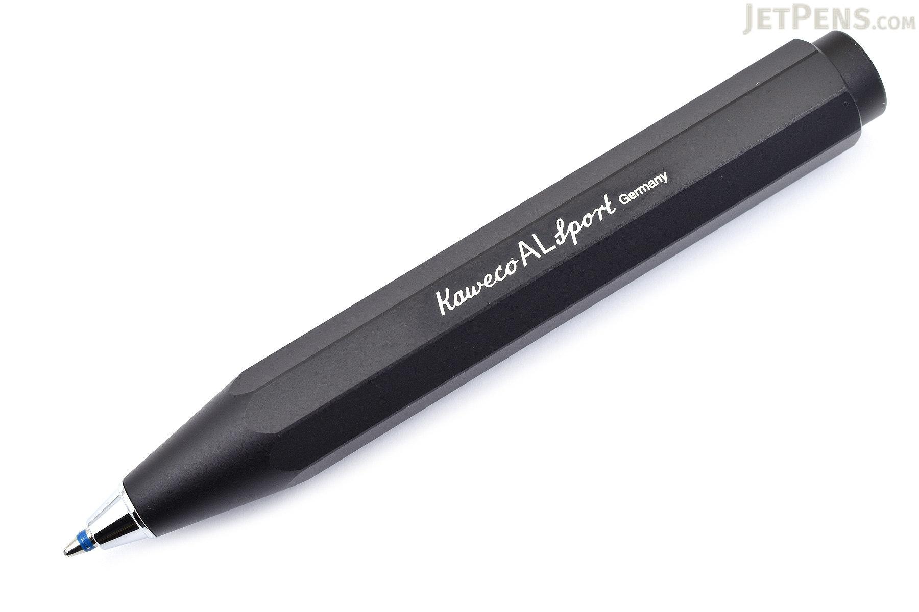 Kaweco AL Sport Ballpoint Pen - 1.0 mm - Black Body - KAWECO 10000100