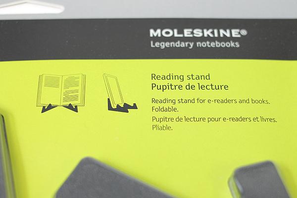 Moleskine Reading Stand for e-Readers or Books - MOLESKINE 978-88-6613-988-1
