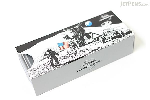 Fisher Space Pen Bullet Ballpoint Pen - Medium Point - Desert Tan Body - FISHER SPACE PEN 400DT