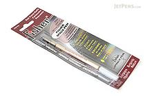 Fisher Space Pen PR Series Pressurized Ballpoint Pen Refill - Medium Point - Burgundy Red - FISHER SPACE PEN SPR5