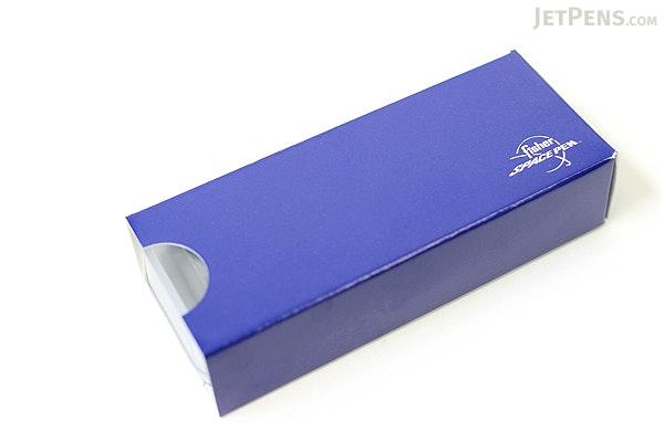 Fisher Space Pen Bullet Ballpoint Pen - Medium Point - Blueberry Blue Body - FISHER SPACE PEN 400BB