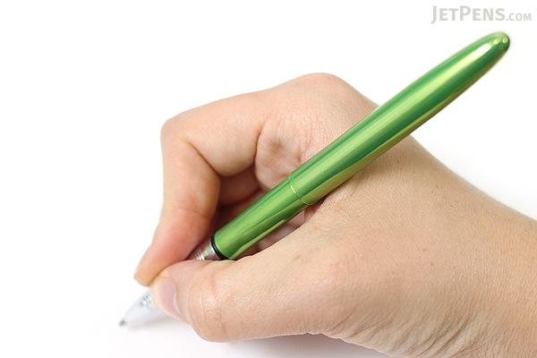 Fisher Space Pen Bullet Ballpoint Pen - Medium Point - Lime Green Body - FISHER SPACE PEN 400LG