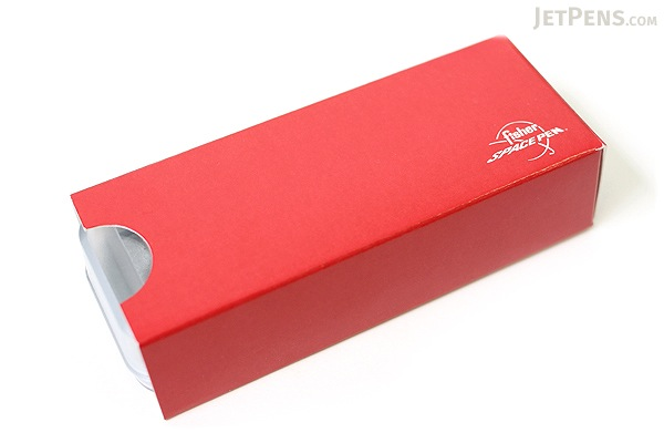 Fisher Space Pen Bullet Ballpoint Pen - Medium Point - Red Cherry Body - FISHER SPACE PEN 400RC