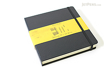 Moleskine Gift Box - Drawing Set (1 Pocket Black Classic Hard Cover Sketchbook + 2 Pencils + Sharpener) - MOLESKINE 978-88-6613-013-0