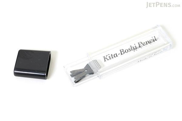 Kitaboshi Lead Holder - 2 mm + 2 mm Pencil Lead Sharpener Set - KITABOSHI OTP-680NST