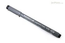 Staedtler Pigment Liners Marker Pen - 0.05 mm - Black - STAEDTLER 308 005-90 2
