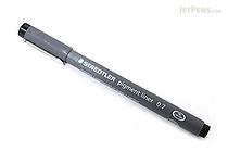 Staedtler Pigment Liners Marker Pen - 0.7 mm - Black - STAEDTLER 308 07-9 02