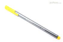 Staedtler Triplus Fineliner Pen - 0.3 mm - Yellow - STAEDTLER 334-1
