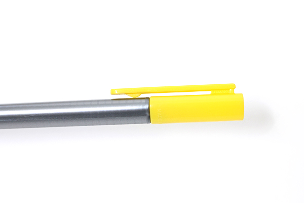 Staedtler Triplus Fineliner Pen - 0.3 mm - Yellow - STAEDTLER 334-1