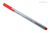 Staedtler Triplus Fineliner Pen - 0.3 mm - Red - STAEDTLER 334-2